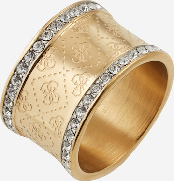 GUESS Ring i gull