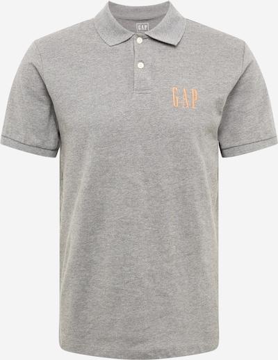 GAP Koszulka w kolorze nakrapiany szary / mandarynkam, Podgląd produktu