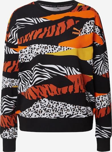 PUMA Bluzka sportowa w kolorze mieszane kolorym: Widok z przodu