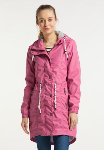 Schmuddelwedda Raincoat in Pink