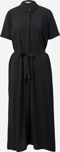 Rochie tip bluză Envii pe negru, Vizualizare produs