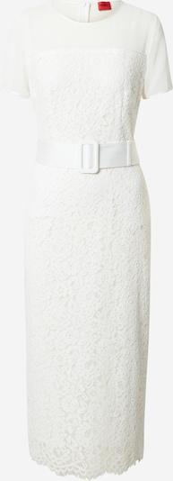 HUGO Haljina 'Kelacy' u bijela, Pregled proizvoda