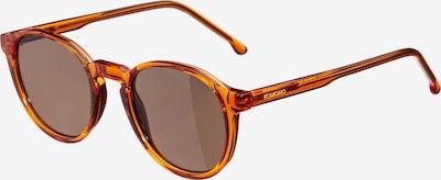 Komono Sonnenbrille 'Liam' in braun / dunkelorange, Produktansicht