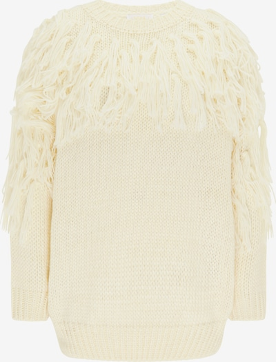 usha FESTIVAL Sweater in Wool white, Item view