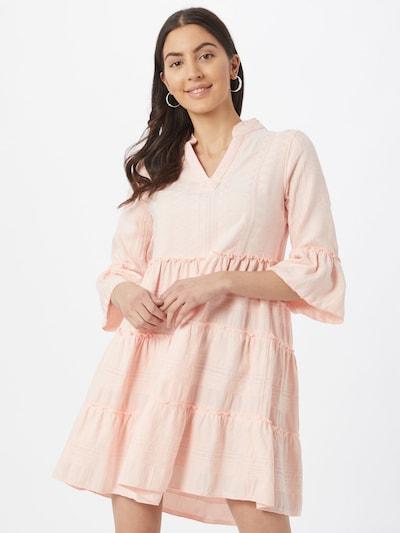 Flowers for Friends Kleid in rosa, Modelansicht
