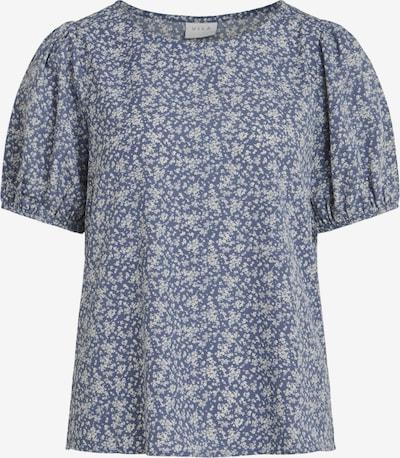VILA Bluzka 'Bibo' w kolorze królewski błękit / białym, Podgląd produktu