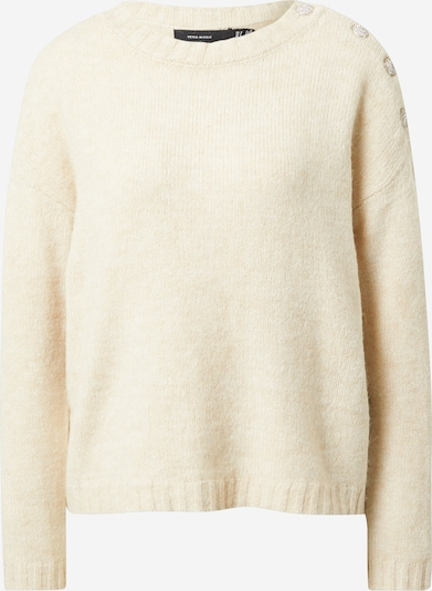 VERO MODA Pullover 'VMABYJEWEL' in gelb, Produktansicht