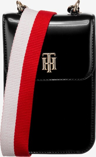 TOMMY HILFIGER Crossbody bag in Night blue / Red / White, Item view