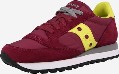 Pantofi sport 'Jazz' saucony pe galben / gri / roşu închis, Vizualizare produs