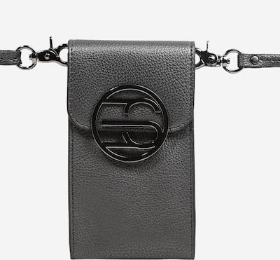 ESPRIT Funda para smartphone 'V FranPhonPouch' en gris oscuro, Vista del producto