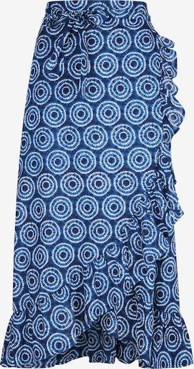 Isla Ibiza Bonita Wickelrock in blau, Produktansicht