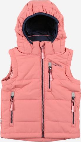 TROLLKIDS Vest 'Narvik', värv roosa
