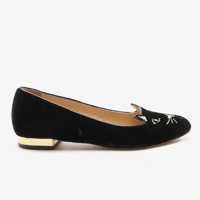 Charlotte Olympia Flats & Loafers in 37 in Black, Item view