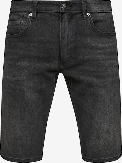 s.Oliver Jeans 'York' in de kleur Black denim, Productweergave