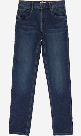 NAME IT Jeans 'FRANDI' in blue denim: Frontalansicht