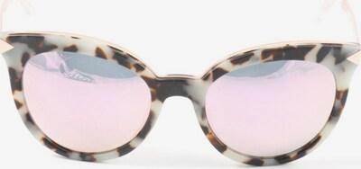 Stella & Dot Karée Brille in One Size in braun / hellgrau, Produktansicht