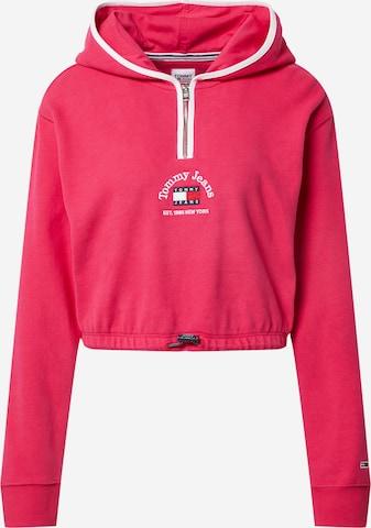 Tommy Jeans Sweatshirt in Pink