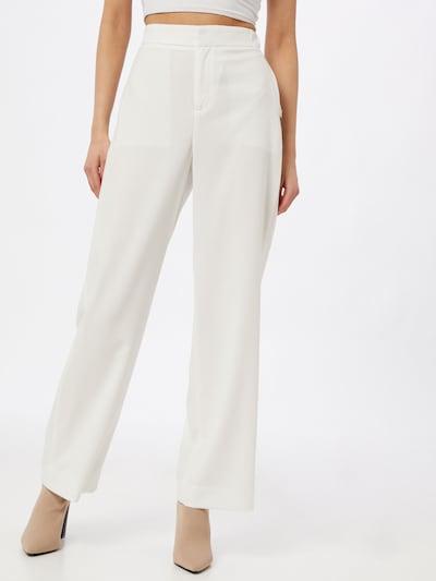 Banana Republic Broek in de kleur Wit, Modelweergave