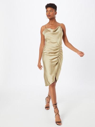 Samsoe Samsoe Kokteilové šaty - zlatá, Model/-ka