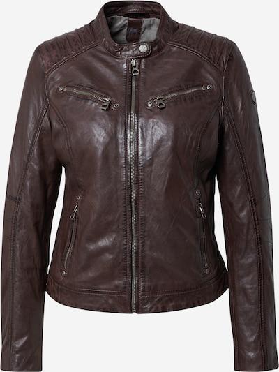 Gipsy Jacke in dunkelbraun, Produktansicht