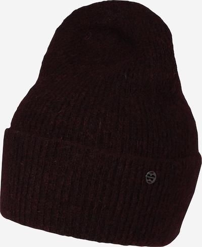 ESPRIT Bonnet en bordeaux, Vue avec produit
