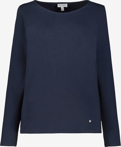 Gina Laura Shirt in dunkelblau, Produktansicht