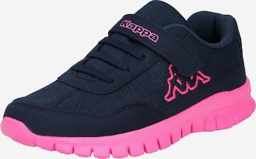 KAPPA Sneaker 'Follow BC' in Blau