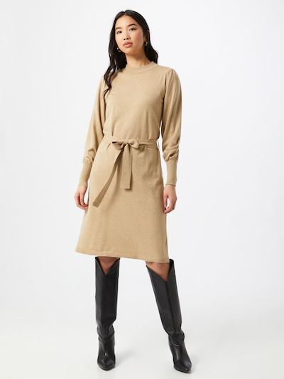 MOSS COPENHAGEN Kleid 'Joeline Helena' in beige, Modelansicht