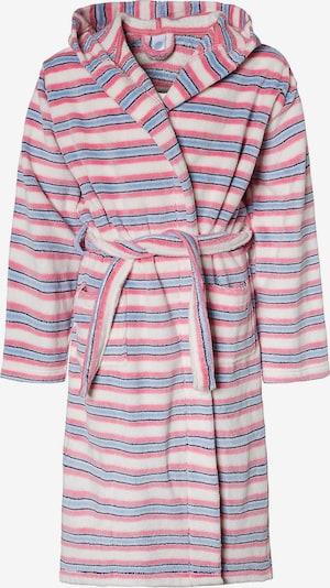 SANETTA Bademantel in blau / rosa / weiß, Produktansicht