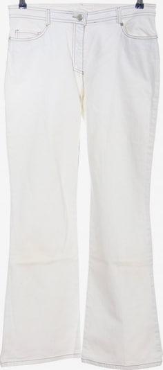Zapa Jeansschlaghose in 31 in weiß, Produktansicht