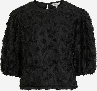 OBJECT Shirt in schwarz, Produktansicht
