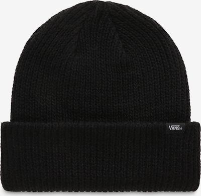 VANS Mütze in schwarz / weiß, Produktansicht