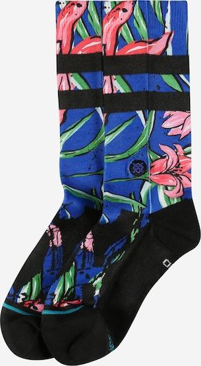 Stance Sportsokken in de kleur Blauw / Gemengde kleuren, Productweergave