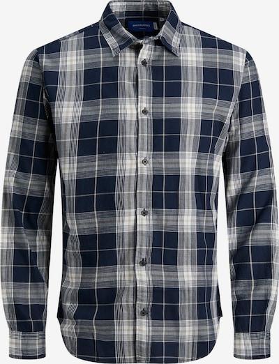 JACK & JONES Hemd 'Blaster' in navy / weiß, Produktansicht