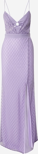 Trendyol Robe de soirée en violet, Vue avec produit