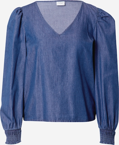 JDY Shirt 'Evelyn' in de kleur Blauw denim, Productweergave