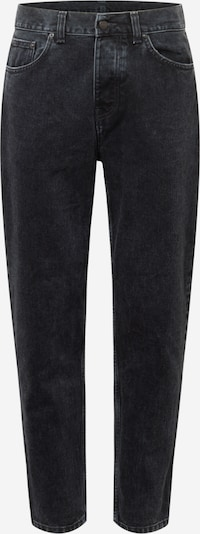 Carhartt WIP Jeans 'Newel' en black denim, Vue avec produit