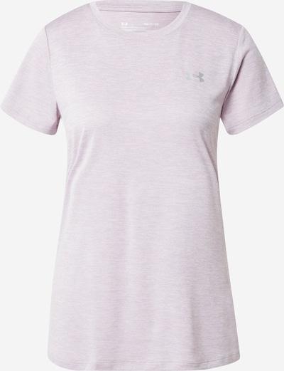 UNDER ARMOUR Sportshirt 'Tech' in grau / pinkmeliert, Produktansicht