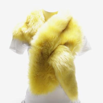 Marc Cain Schal in One Size in gelb, Produktansicht