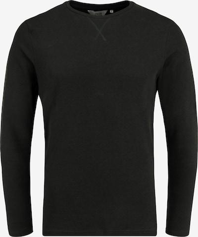 !Solid Langarmshirt 'Upano' in schwarz, Produktansicht