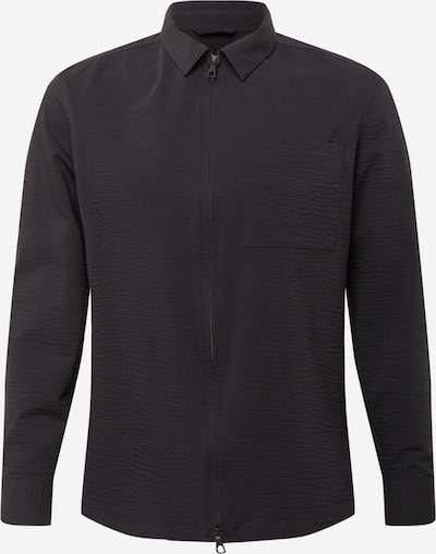 DRYKORN Hemd 'ACHEPE' in schwarz, Produktansicht