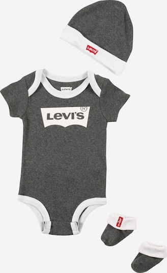 LEVI'S Set in mottled black / White, Item view