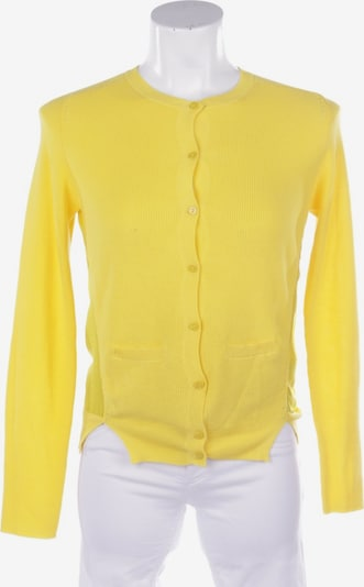 Carven Pullover / Strickjacke in S in gelb, Produktansicht