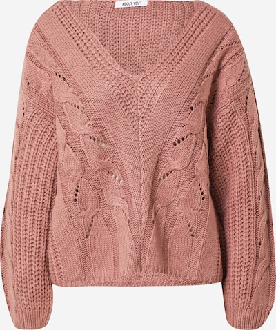 ABOUT YOU Pullover 'Rosalie' in rosé, Produktansicht