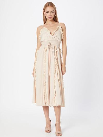 AMY LYNN Καλοκαιρινό φόρεμα 'MAISIE' σε μπεζ, Άποψη μοντέλου