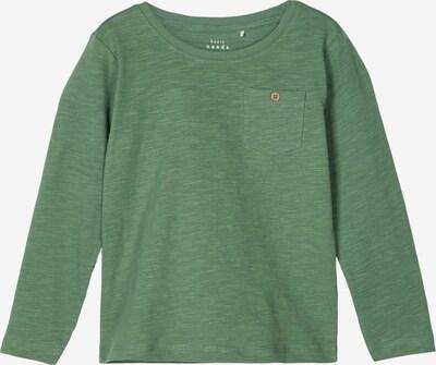 NAME IT Shirt 'Vebbe' in de kleur Groen gemêleerd, Productweergave