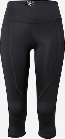 Pantaloni sportivi di Reebok Sport in nero