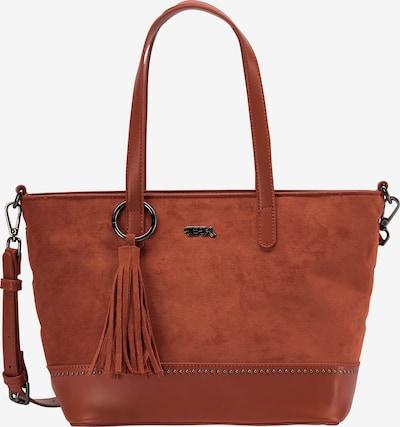 IZIA Handtasche in rostbraun, Produktansicht