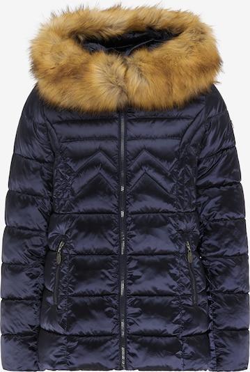 Žieminė striukė iš DreiMaster Klassik , spalva - tamsiai mėlyna jūros spalva, Prekių apžvalga
