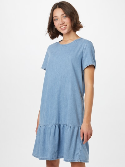 Marc O'Polo DENIM Kleid in blue denim, Modelansicht